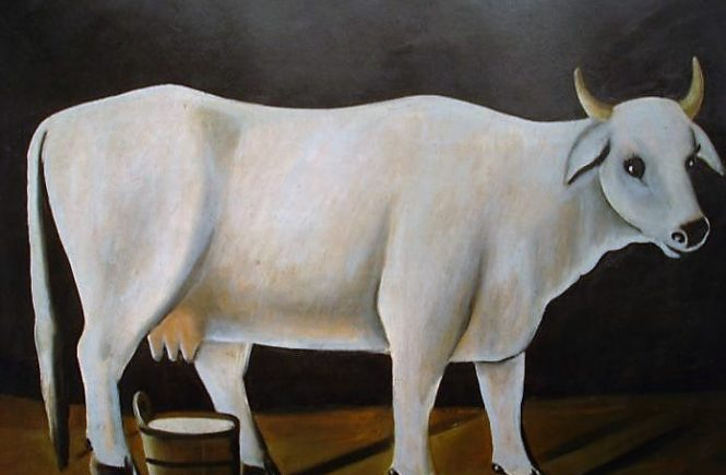 пиросмани-корова1