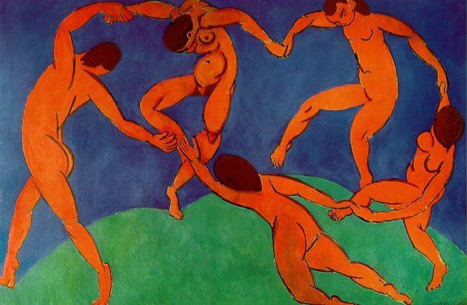 матисс-танец